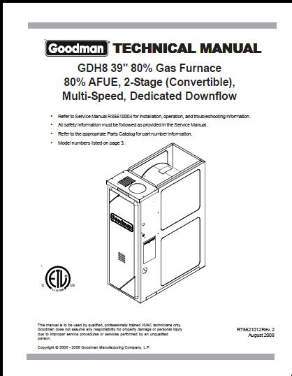 Step Right Appliance Service Manuals