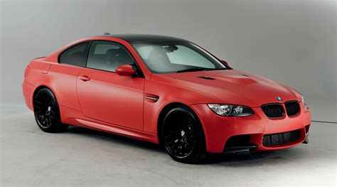 red bmw frozen japan red bmw m3 m performance edition eurocar news