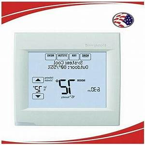 Honeywell Th8321wf1001 Touchscreen Thermostat Wifi Vision