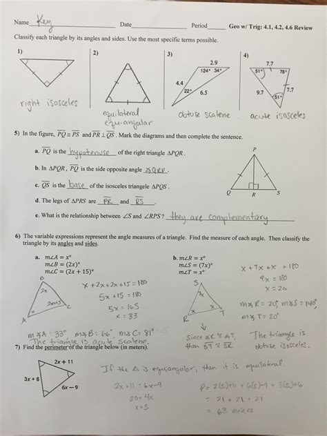 Congruent to reach the desired conclusion attempt to prove those triangles congruent if you cannot due to a lack of information its time to take a detour find a different pair of triangles congruent based on the given information get something congruent by. CRUPI, ERIN / Geometry
