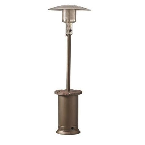 hton bay 47 000 btu marston gas patio heater 68164bond