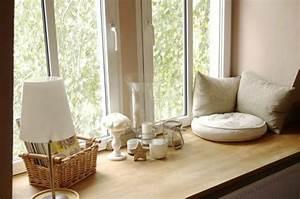 Lampe Für Fensterbank : 1001 tolle ideen f r fensterbank aus holz in ihrem zuhause ~ Sanjose-hotels-ca.com Haus und Dekorationen