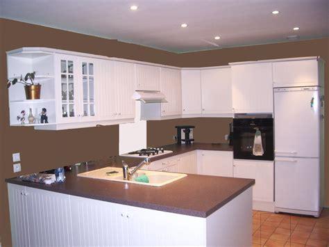 cuisine simple et rapide cuisine decoration idee deco cuisine ouverte sur salon