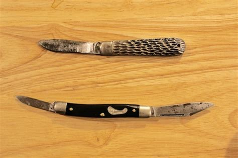 How To Clean & Restore A Vintage Pocketknife Antique French Dressing Table Set Small Bronze Drawer Pulls Picture Frame Restoration Sydney Clean Furniture Hardware Farm Equipment Show Pa How Much Is My Stove Worth Sunday Market Mexico City Antiques Around Abilene Tx