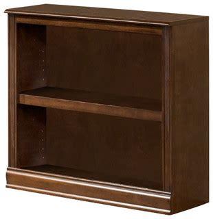Small Brown Bookcase by Hamlyn Medium Brown Small Bookcase Bookcases By