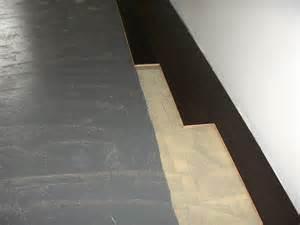 i a concrete subfloor should i glue my hardwood or should i install a floating