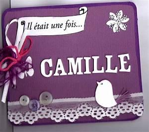Album Photo Fille : faire part de naissance le scrap blog d 39 agn s ~ Teatrodelosmanantiales.com Idées de Décoration