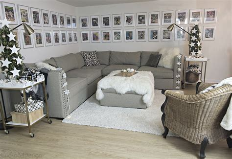 Hdc Home Decorators: Our Basement Family Room For HDC Holiday Homes