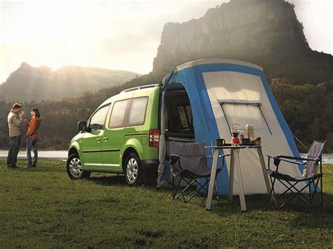 caddy camper  vw california
