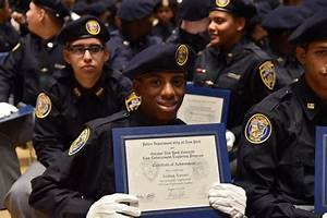 NYPD Explorers Graduate Law Enforcement Exploring Academy ...