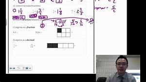 Math Video - 1 Of 5 Gr 9 Math Exam Review Answer Key - Unit 1 Number Sense