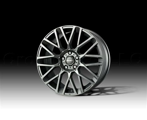 Momo Car Wheel Rim 18 X 8 Revenge Anthracite 4 X 100 & 4 X
