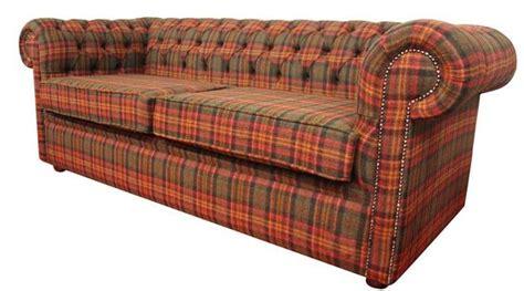tartan chesterfield sofa tartan chesterfield sofa ode to tartan