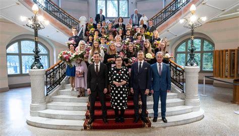 Jau 25 reizi Rīgā pasniegtas balvas