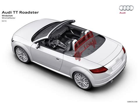 Audi Roadster Wind Deflector Wallpaper