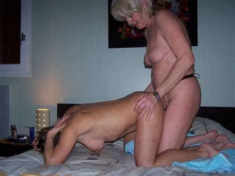 Wife First Time Lesbian With Strapon
