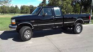 Awesome Low Miles Lifted 1995 Ford F
