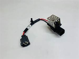 2011-2013 Ford Mustang Cooling Fan Control Resistor Genuine New | New Genuine Auto Parts