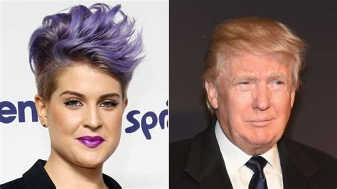 who cleans donald trumps toilet kelly osbourne backtracks after trump slam on the view