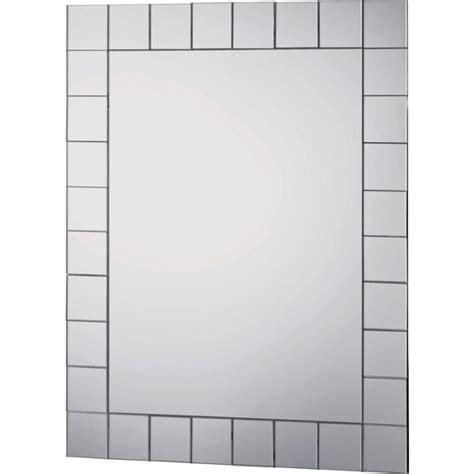 Mosaic Rectangular Bathroom Mirror by Buy Collection Mosaic Rectangular Bathroom Mirror At Argos