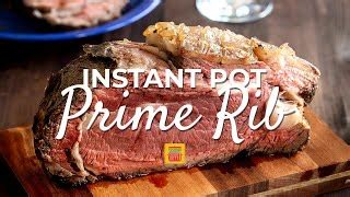Cut up that corned beef so that all of it cooks evenly and fast. Prime Rib Insta Pot Recipe / Instant Pot Frozen Prime Rib Recipe By Minda Cookpad : What is the ...