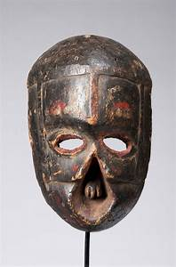 Deformity masks in other cultures – Masks of the World