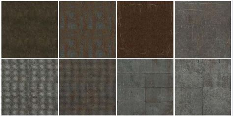 sketchup texture metals texture metals panels perforated sheet cladding