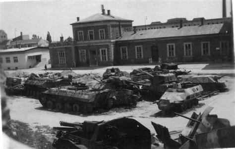 historic heap panzer graveyard