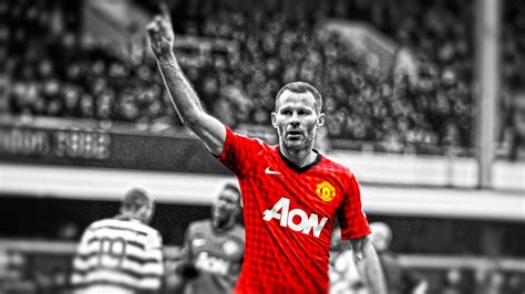 soccer hdr photography manchester united fc ryan giggs ...