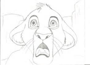 Lion King Drawings