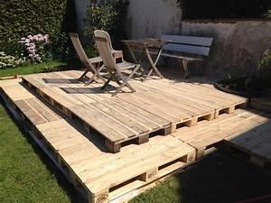 Selber Bauen Mit Holz : podest bauen garten die sch nsten einrichtungsideen ~ Lizthompson.info Haus und Dekorationen