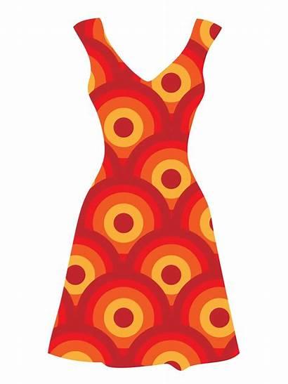 Clipart Orange Robe Cliparts Clip Dresses Library
