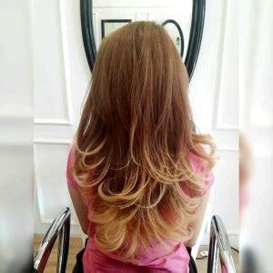 harga ombre rambut  salon gaya model terbaru