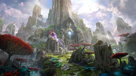 Artstation  Epic Games  Paragon Concept Art, James Paick