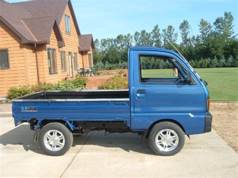 Mitsubishi Mini Trucks For Sale by Dealing In Used Japanese Mini Trucks Ulmer Farm Service Llc