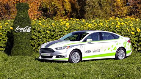 Ford Makes A Car Lined With Coke-bottle Material