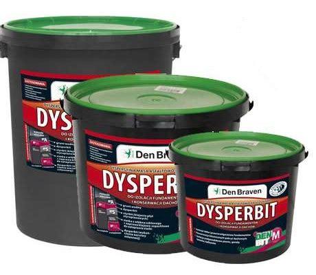 Bitumena hidroizolācija DEN BIT-M DYSPERBIT asfalta ...