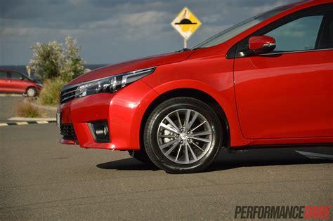 2014 toyota corolla zr sedan review video performancedrive