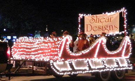lighted christmas parade ideas parade float themes welcome to the city of gonzales decoration the o