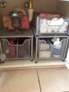 Bathroom Sink Organization Ideas O Is For Organize The Bathroom Sink