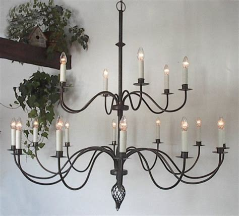 homeofficedecoration large wrought iron chandeliers