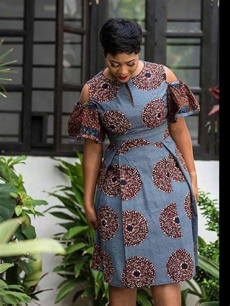 Pin By Tish On Ankara Dresses In 2019 Mode Africaine