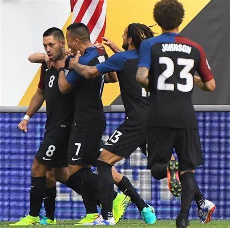 Estados Unidos se recuperó goleando a Costa Rica | Tango ...