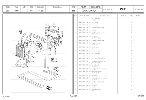 Porsche Parts by Here S A Great Resource To Find The Porsche Part Number