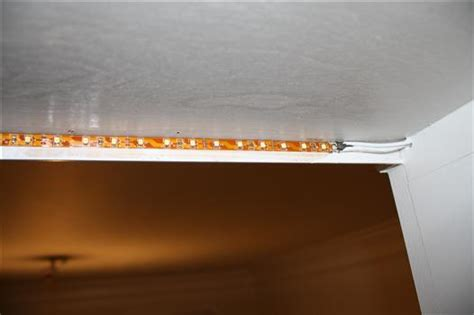 how to install led strip lights under cabinets how to install inexpensive energy efficient under cabinet