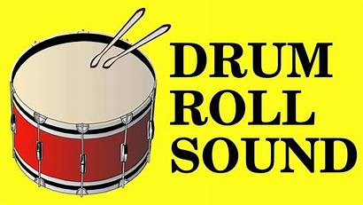 Drum Roll Sound Clipart Effect Clip Instrument