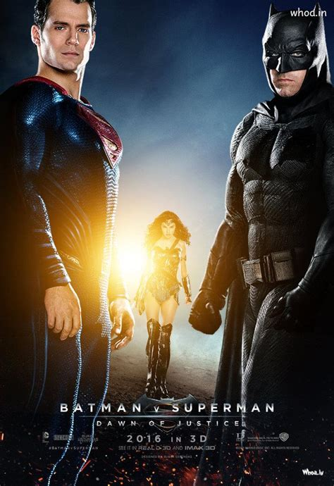 batman  superman dawn  justice movies poster