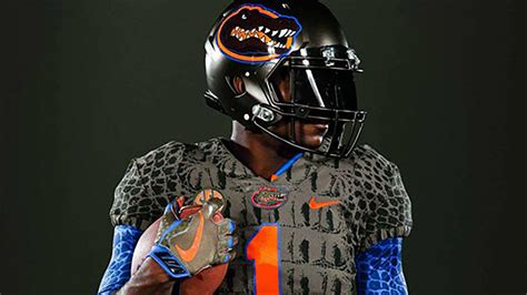 scrubs for florida nike unveil football designed to look