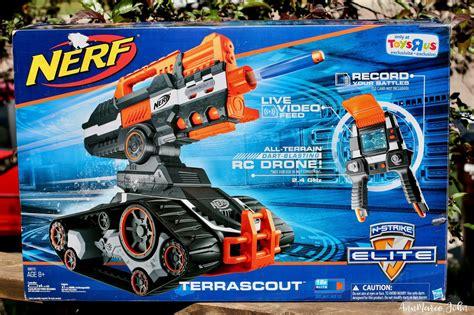 Nerf Terrascout Walmart