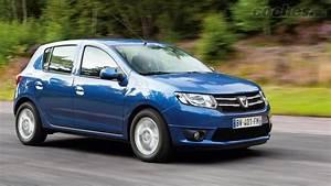 Dacia Duster Motorisation : pruebas dacia sandero 2012 noticias ~ Medecine-chirurgie-esthetiques.com Avis de Voitures